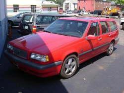 Volvo 860
